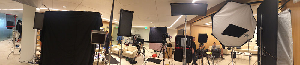 Large Studio Setup