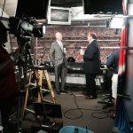 Sports Interview Setup