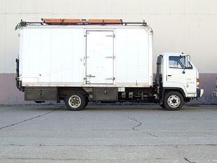 4-Ton Truck