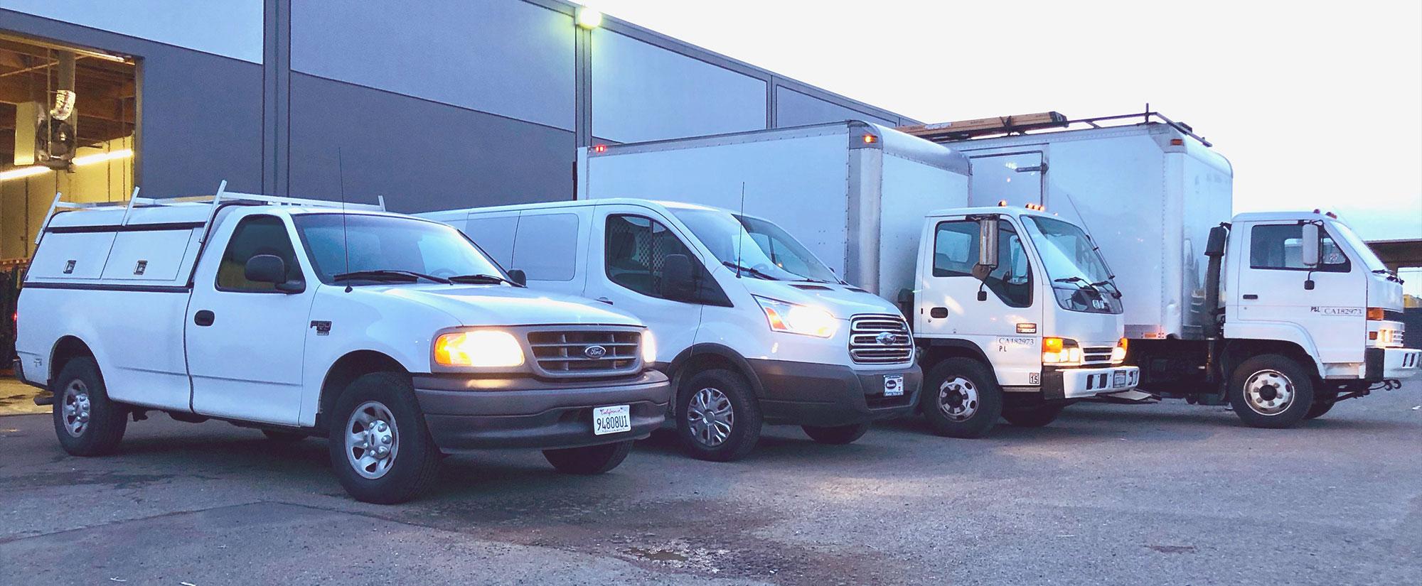 Parked Heavy-Duty Vehicles