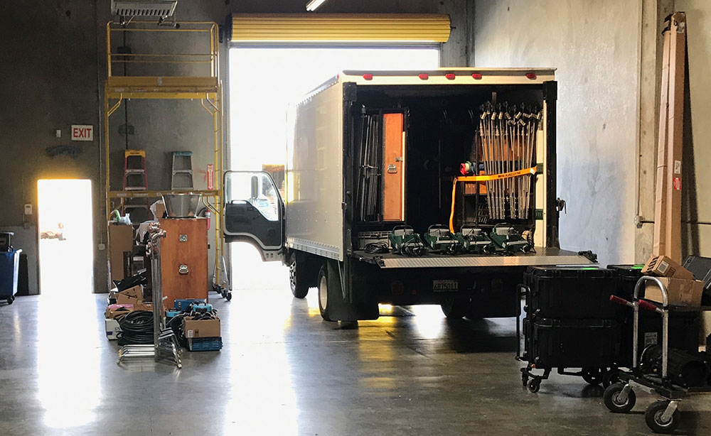 Grip Truck Shipment