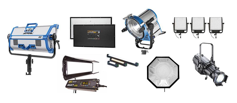 Multiple Light Parts
